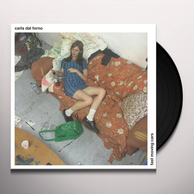 Carla Dal Forno FAST MOVING CARS Vinyl Record - UK Import