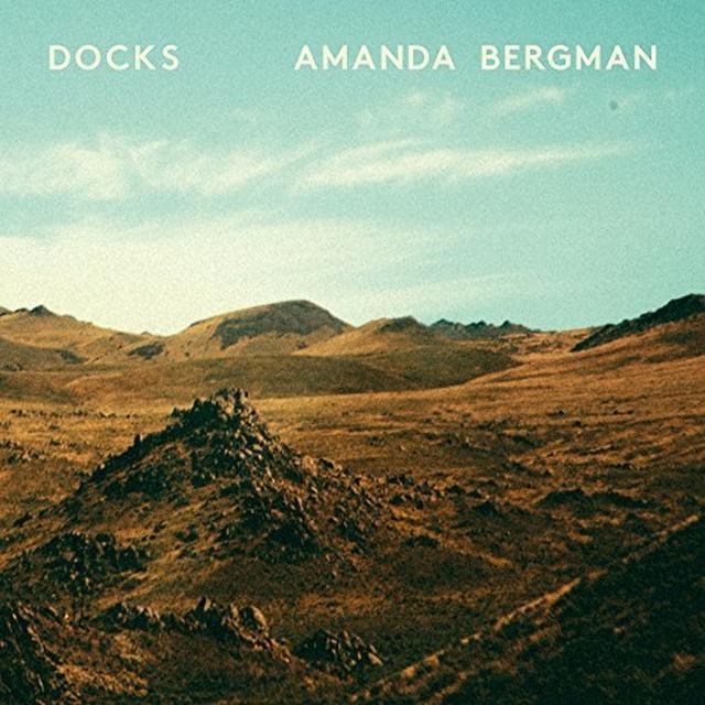 Amanda Bergman DOCKS Vinyl Record - UK Import