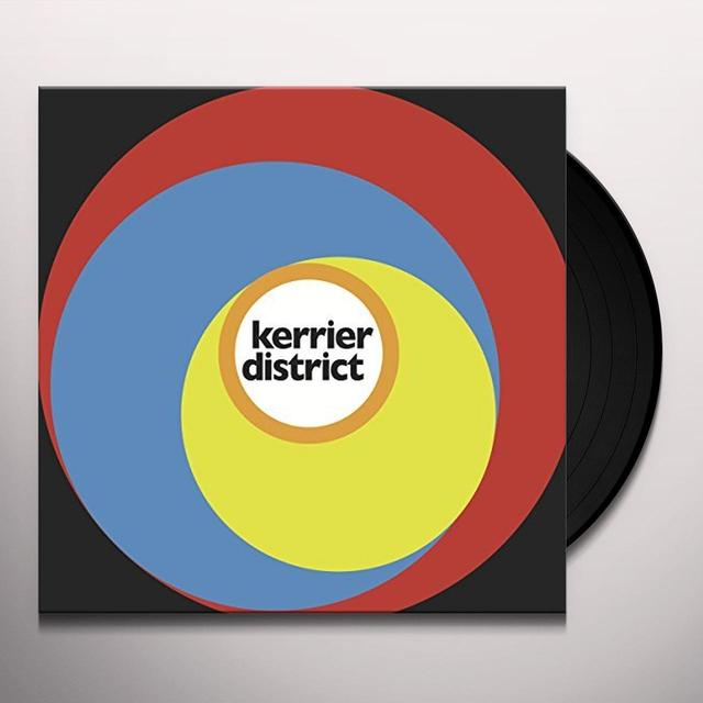 KERRIER DISTRICT 1 Vinyl Record - Remastered, UK Release