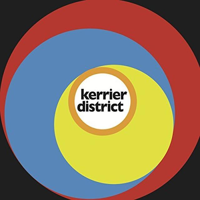 KERRIER DISTRICT 1 Vinyl Record - Remastered, UK Import