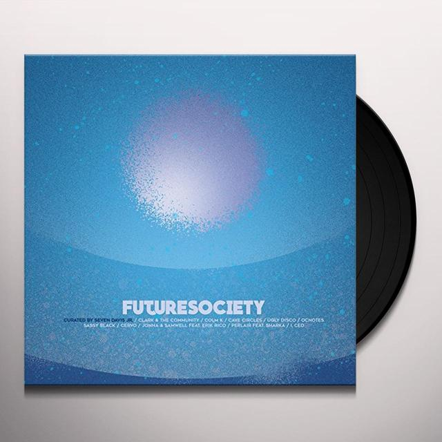 Seven Davis Jr FUTURE SOCIETY Vinyl Record - UK Import