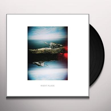 Toco RIGHT PLACE Vinyl Record - UK Import