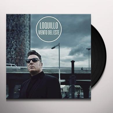 Loquillo VIENTO DEL ESTE Vinyl Record - w/CD, Spain Import