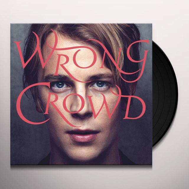Tom Odell WRONG CROWD Vinyl Record - UK Import