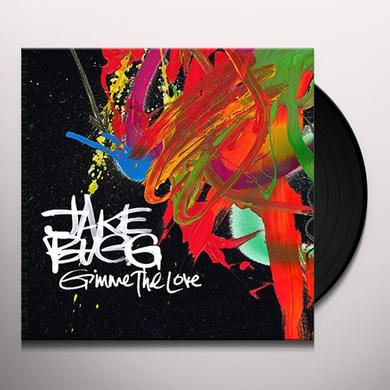 Jake Bugg GIMME THE LOVE / ON MY ONE Vinyl Record - UK Import