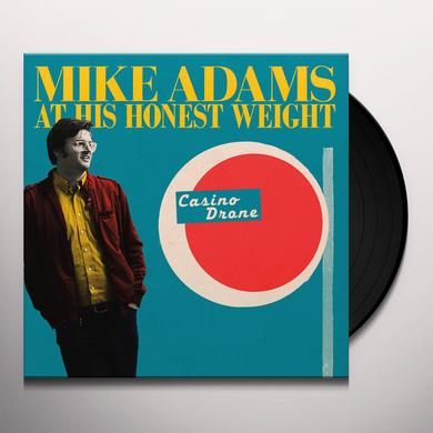 Mike Adams At His Honest Weight CASINO DRONE Vinyl Record