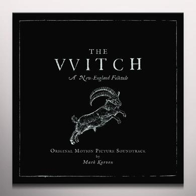 Mark Korven WITCH / O.S.T. Vinyl Record - Colored Vinyl, Digital Download Included