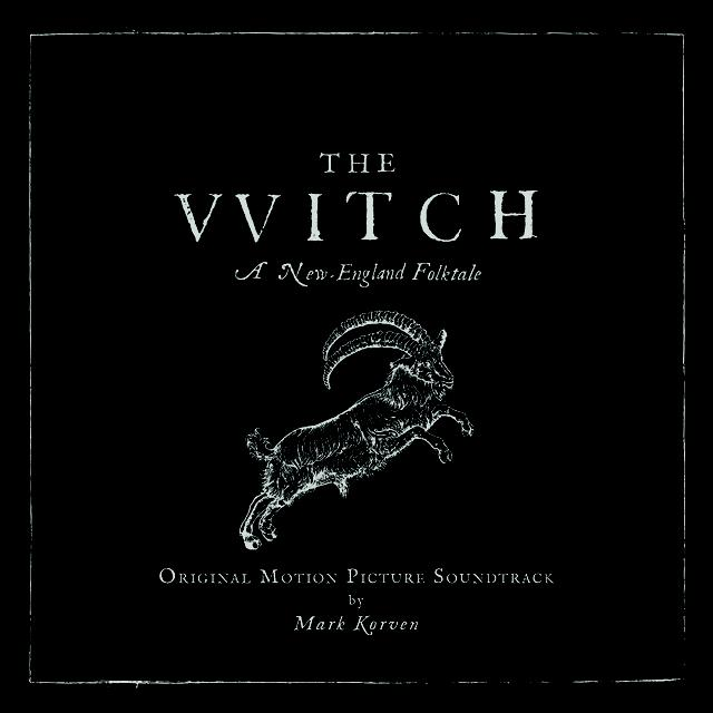 Mark Korven WITCH / O.S.T. Vinyl Record