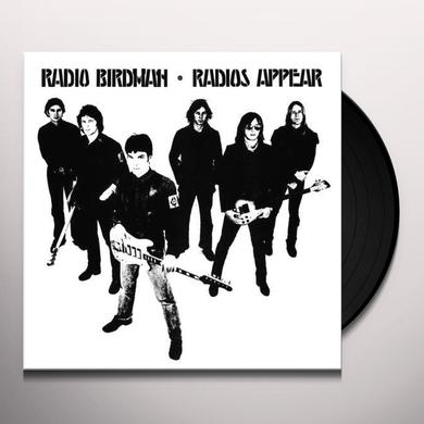 Radio Birdman RADIOS APPEAR Vinyl Record