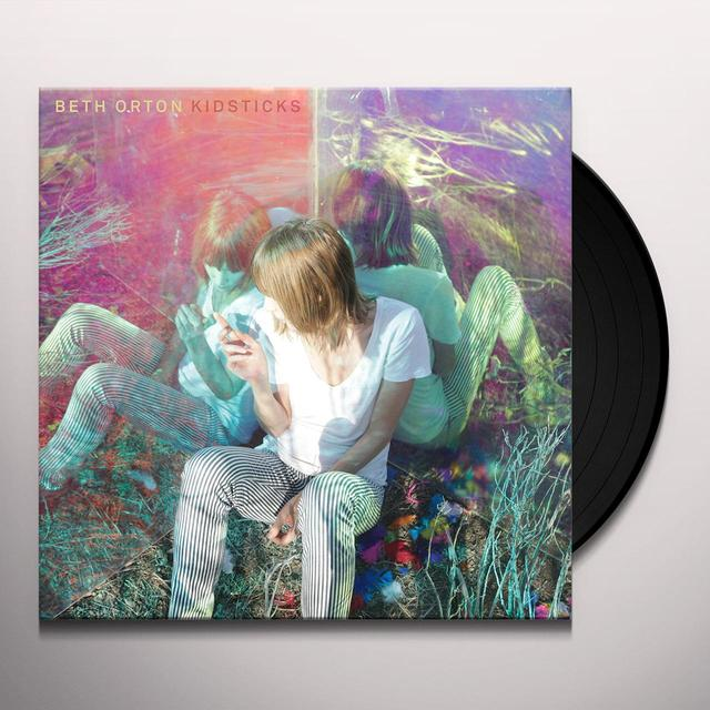 Beth Orton KIDSTICKS Vinyl Record - Digital Download Included