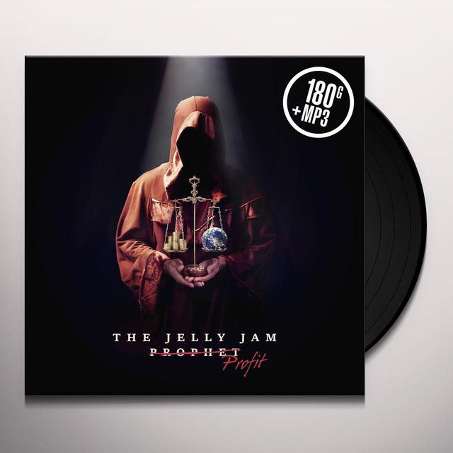JELLY JAM PROFIT Vinyl Record - 180 Gram Pressing, Digital Download Included
