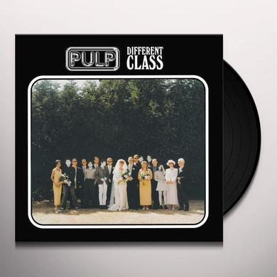 Pulp DIFFERENT CLASS Vinyl Record