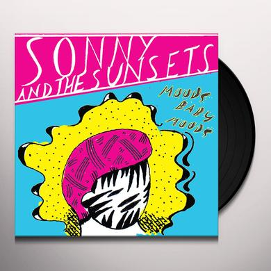 Sonny & The Sunsets MOODS BABY MOODS Vinyl Record - 180 Gram Pressing, Digital Download Included
