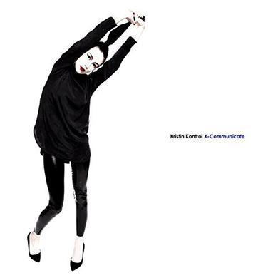 Kristin Kontrol X-COMMUNICATE Vinyl Record