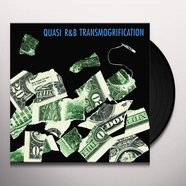 Quasi R&B TRANSMOGRIFICATION Vinyl Record - Digital Download Included