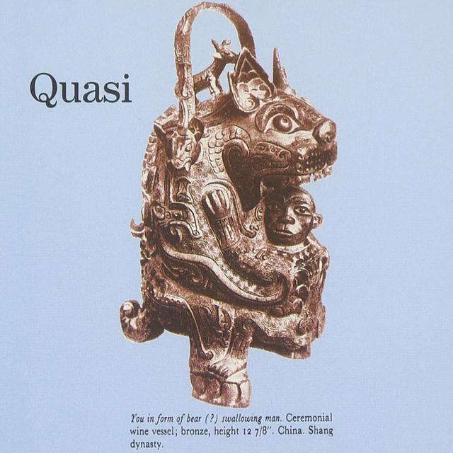 Quasi FEATURING BIRDS Vinyl Record - Digital Download Included