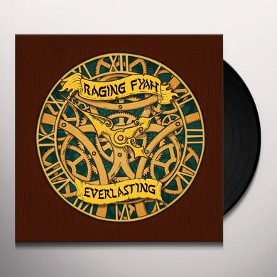 Raging Fyah EVERLASTING Vinyl Record