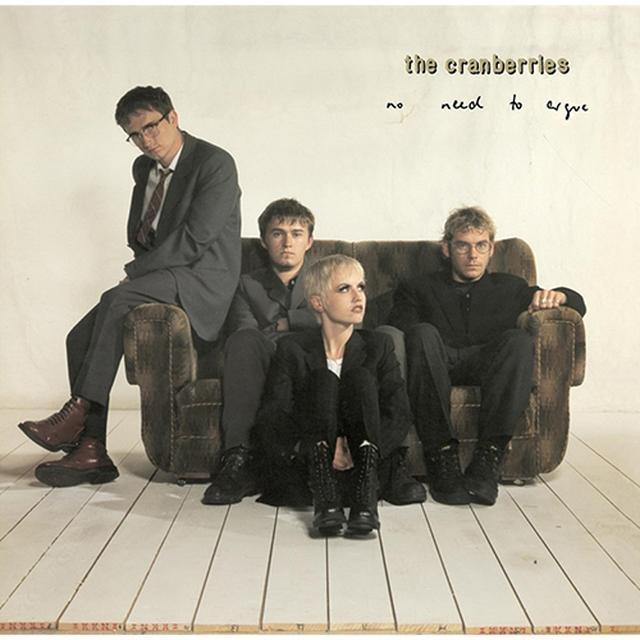 Cranberries NO NEED TO ARGUE Vinyl Record - Colored Vinyl