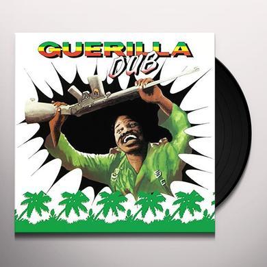 AGGRAVATORS & REVOLUTIONARIES GUERRILLA DUB Vinyl Record