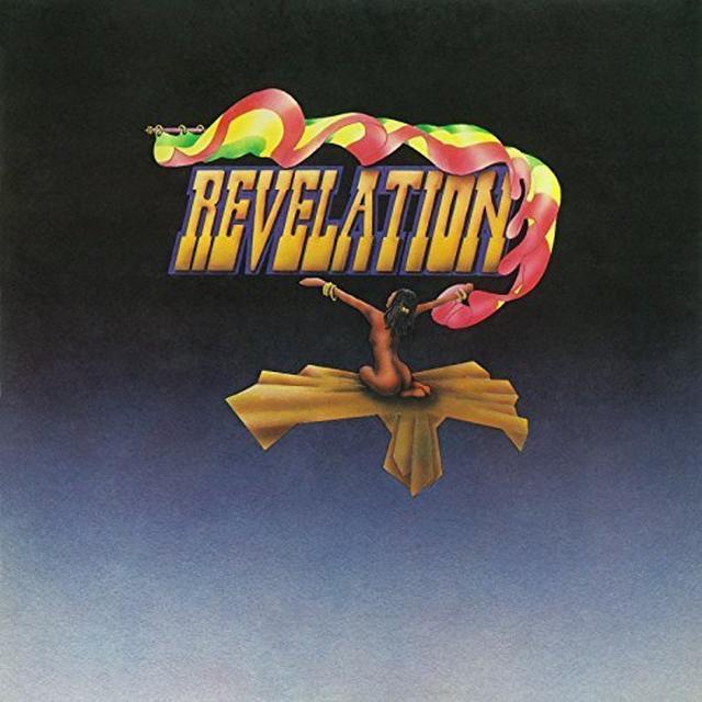 BOOK OF REVELATION Vinyl Record