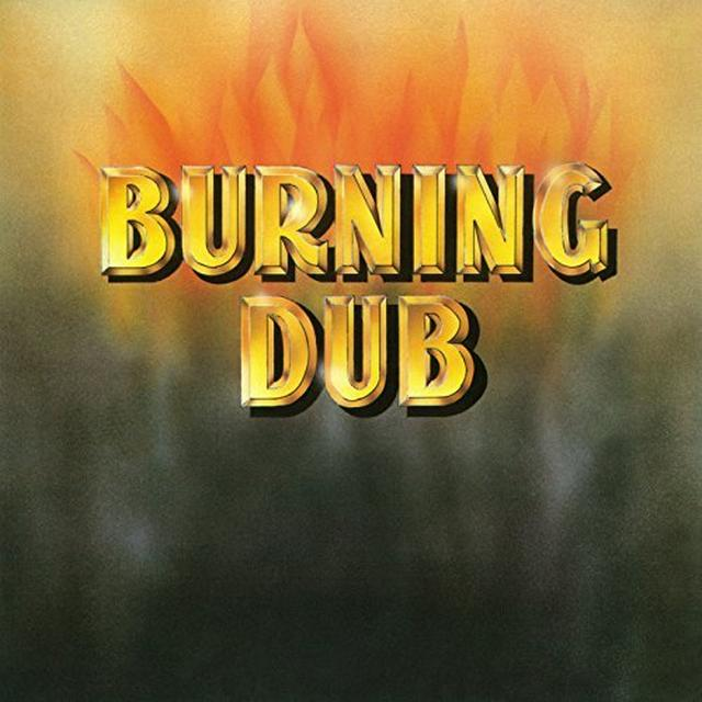 Revolutionaries BURNING DUB Vinyl Record