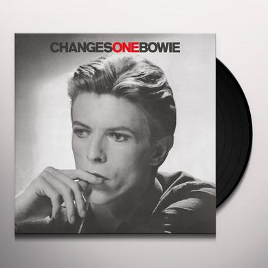 David Bowie CHANGESONEBOWIE Vinyl Record - 180 Gram Pressing