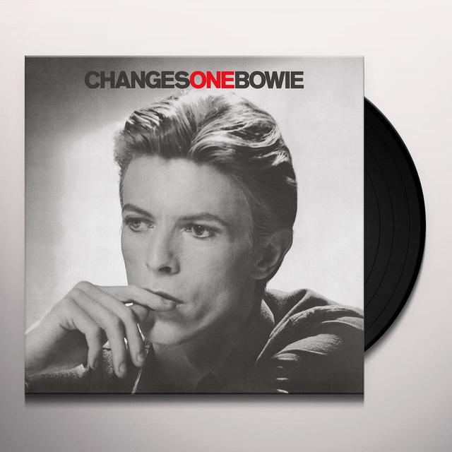 David Bowie CHANGESONEBOWIE Vinyl Record