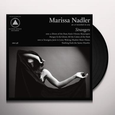 Marissa Nadler STRANGERS Vinyl Record
