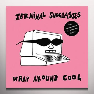 TERMINAL SUNGLASSES WRAP AROUND COOL Vinyl Record - Colored Vinyl, Pink Vinyl