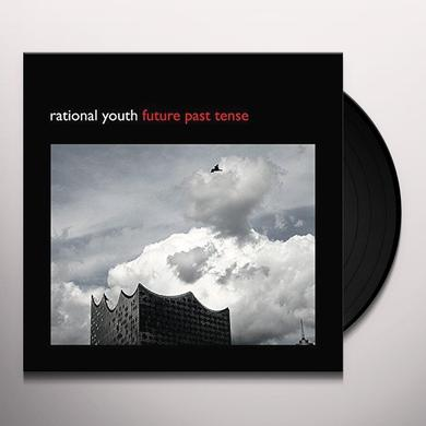 Rational Youth FUTURE PAST TENSE Vinyl Record - 10 Inch Single