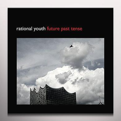 Rational Youth FUTURE PAST TENSE Vinyl Record - 10 Inch Single, Clear Vinyl, Limited Edition