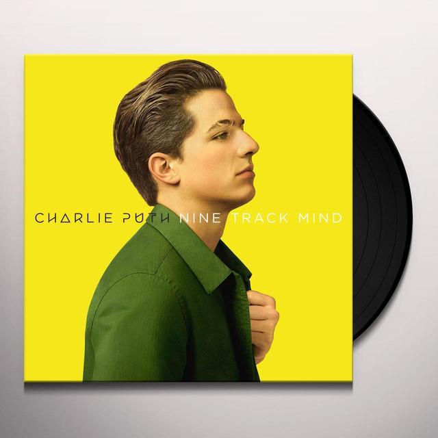 Charlie Puth NINE TRACK MIND Vinyl Record - Digital Download Included