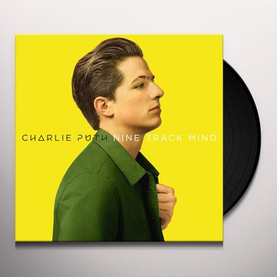 Charlie Puth NINE TRACK MIND Vinyl Record - Digital Download Included