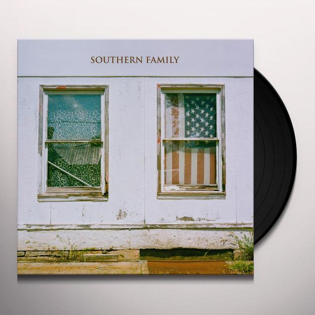 SOUTHERN FAMILY / VARIOUS (BONUS CD) Vinyl Record