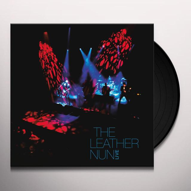 Leather Nun LIVE Vinyl Record