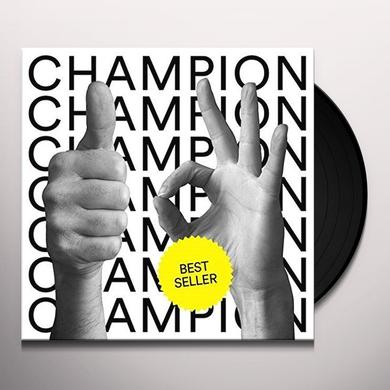 Champion BEST SELLER Vinyl Record - Canada Import
