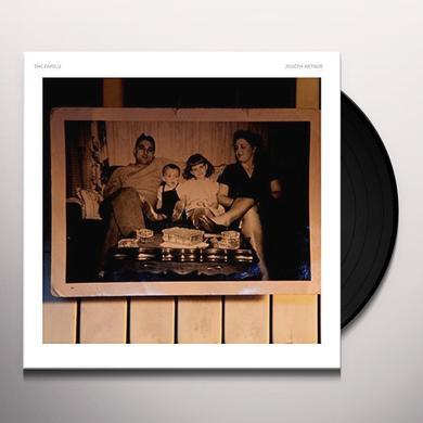 Joseph Arthur FAMILY Vinyl Record - UK Import