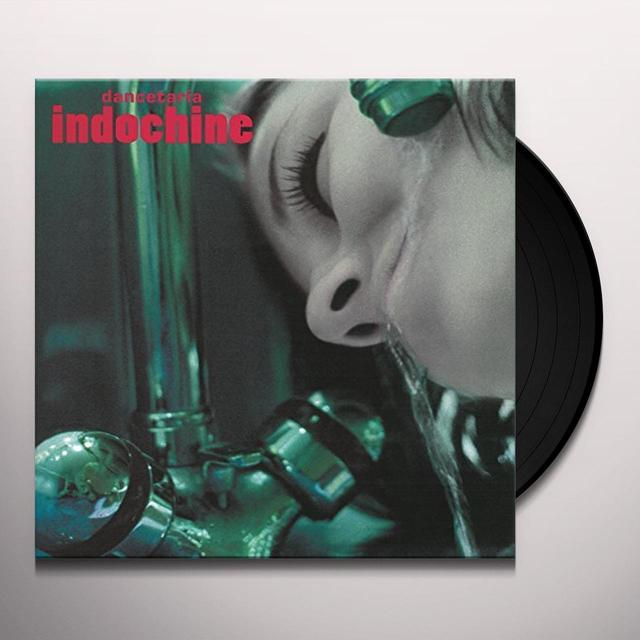 Indochine DANCETARIA  (GER) Vinyl Record - Remastered