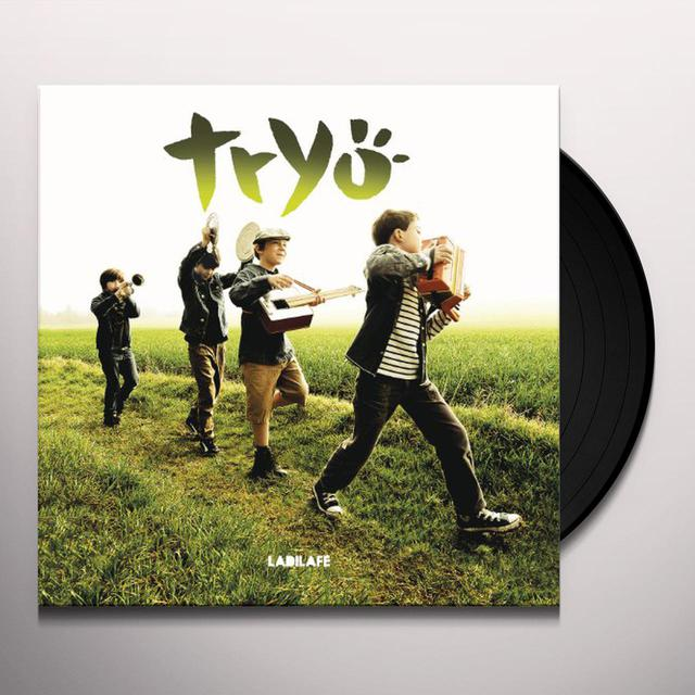 Tryo  LADILAFE Vinyl Record
