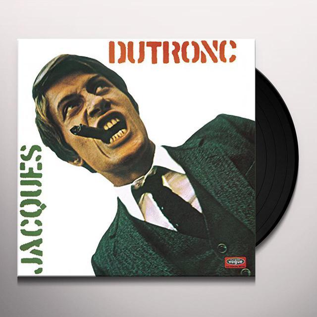 Jacques Dutronc IL EST CINQ HEURES Vinyl Record