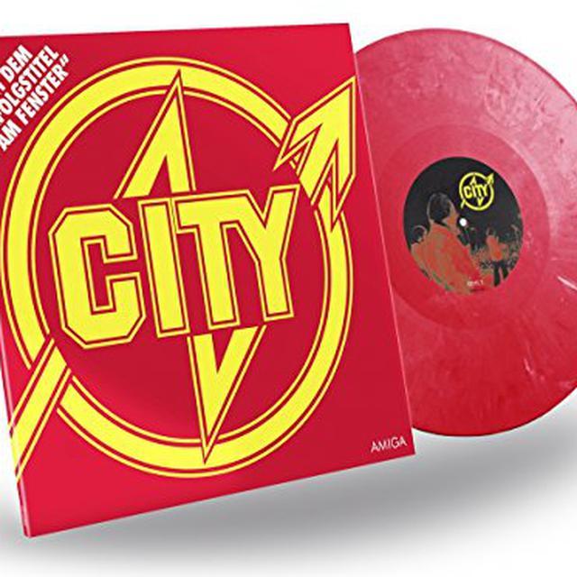 City AM FENSTER Vinyl Record