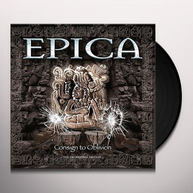Epica CONSIGN TO OBLIVION: ORCHESTRAL EDITION Vinyl Record