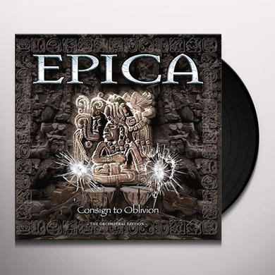 Epica CONSIGN TO OBLIVION: ORCHESTRAL EDITION Vinyl Record - UK Import