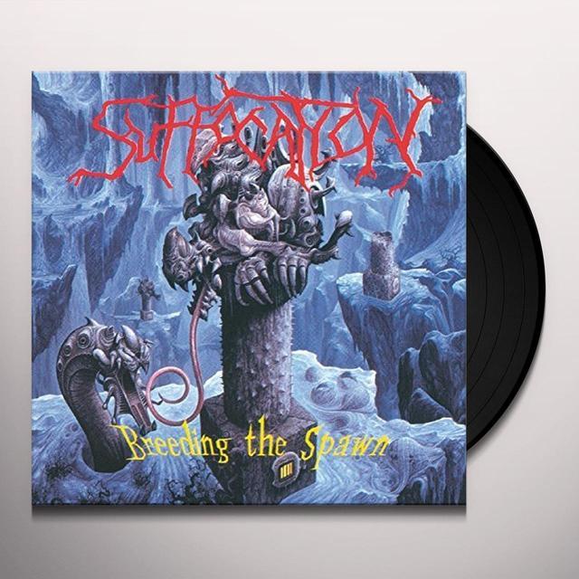 Suffocation BREEDING THE SPAWN Vinyl Record - UK Import