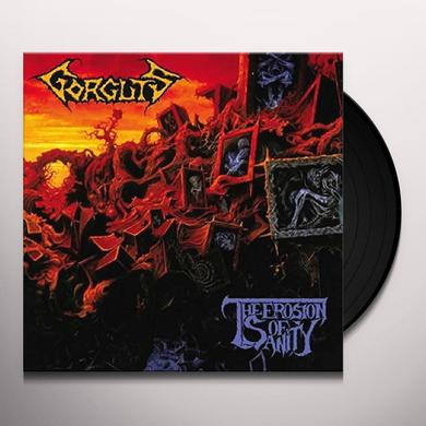Gorguts EROSION OF SANITY Vinyl Record