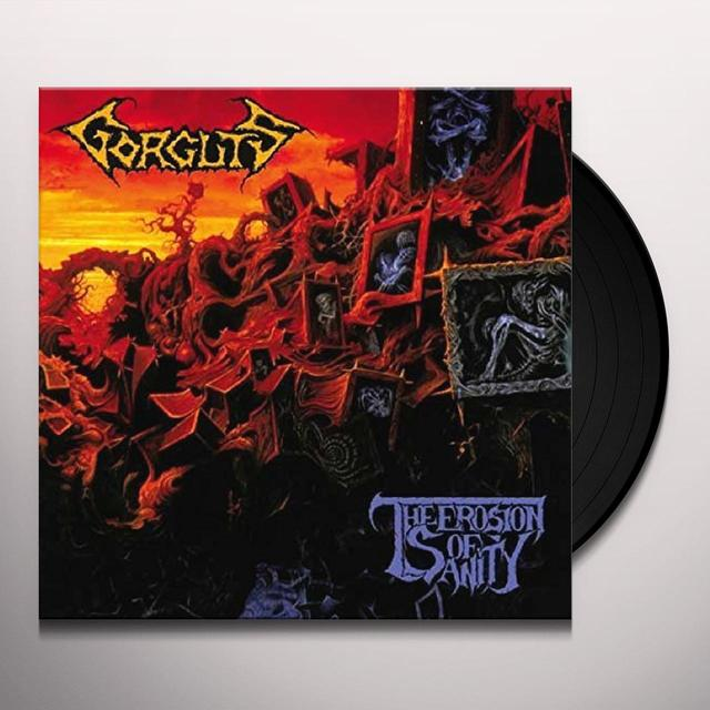Gorguts EROSION OF SANITY Vinyl Record - UK Import