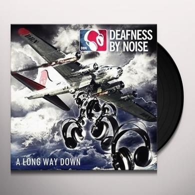 DEAFNESS BY NOISE LONG WAY DOWN Vinyl Record - UK Import