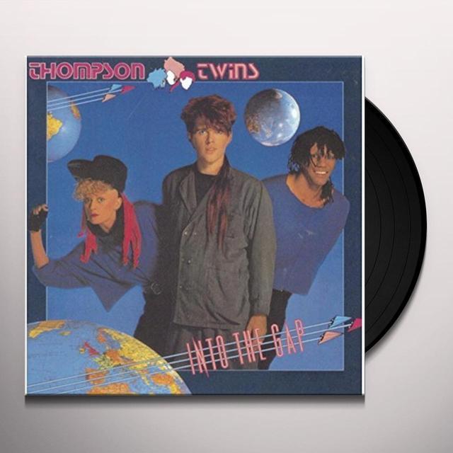 Thompson Twins INTO THE GAP Vinyl Record - UK Import