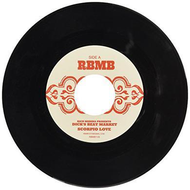Rich Medina DICK'S BEAT MARKET: SCORPIO IN LOVE Vinyl Record
