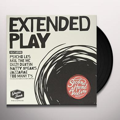 SECOND HAND AUDIO EXTENDED PLAY Vinyl Record - UK Import